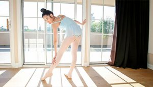 Angelic Ballerina Bang - Eva Yi